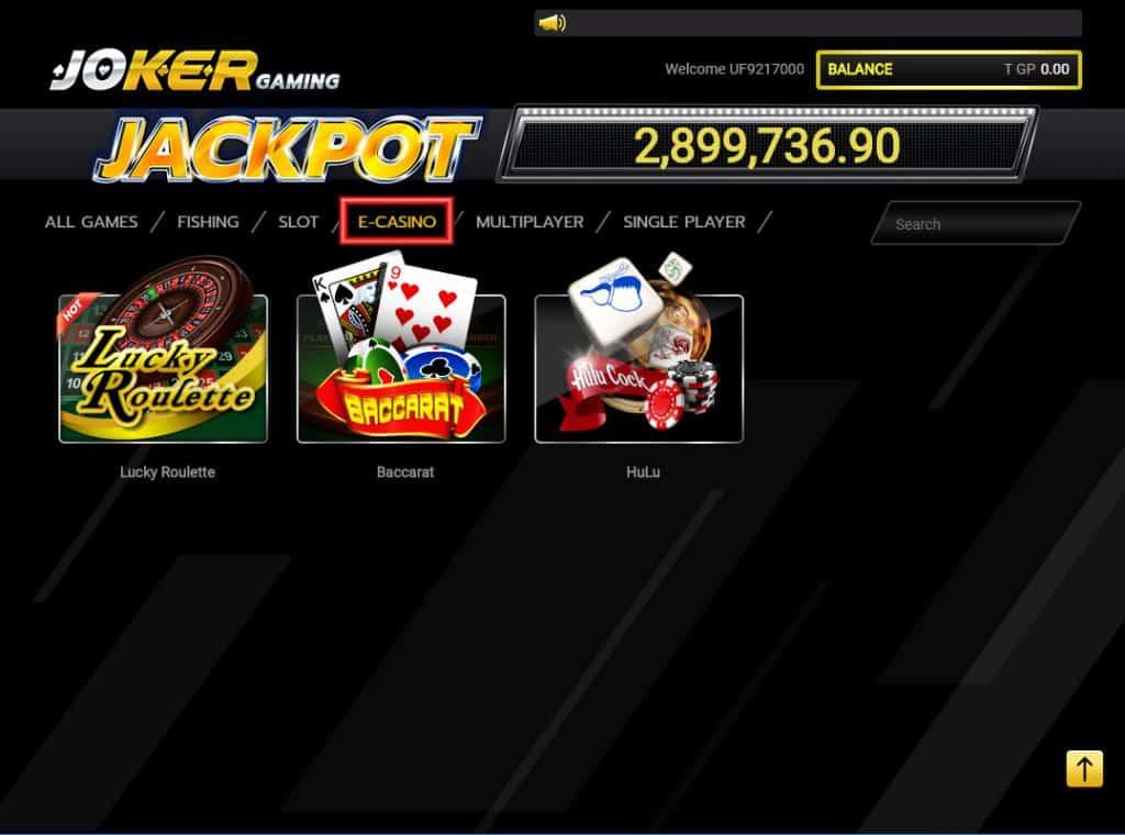 e-casino
